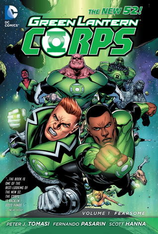 Green Lantern Corps, Volume 1 by Peter J. Tomasi