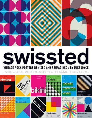 Swissted Vintage Rock Posters Remixed And Reimagined By Mike Joyce