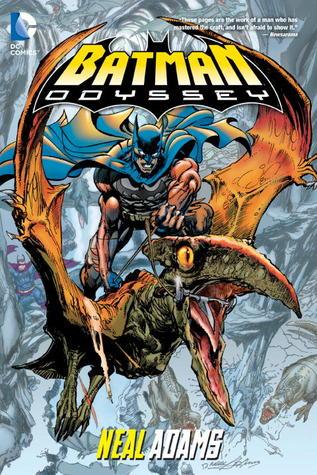 Batman Odyssey By Neal Adams