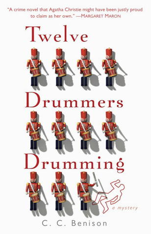 Twelve Drummers Drumming (Father Christmas Mystery #1)
