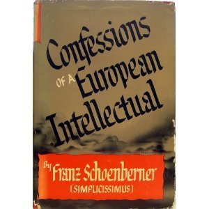 Confessions of a European Intellectual