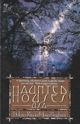 Haunted Houses U.S.A. by Dolores Riccio