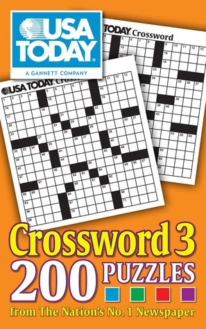USA TODAY Crossword 3: 200 Puzzles from The Nation's No. 1 Newspaper