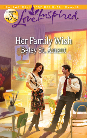 Her Family Wish by Betsy St. Amant