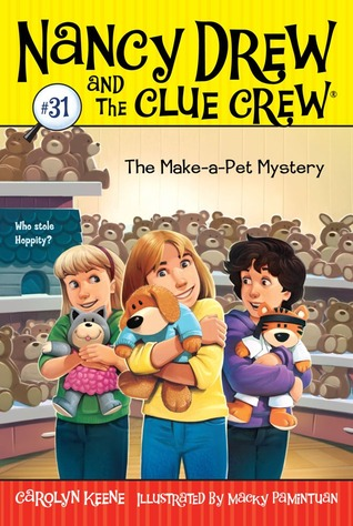 The Make-a-Pet Mystery (Nancy Drew and t...