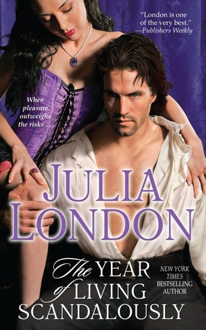 The Year of Living Scandalously (The Secrets of Hadley Green, #1)