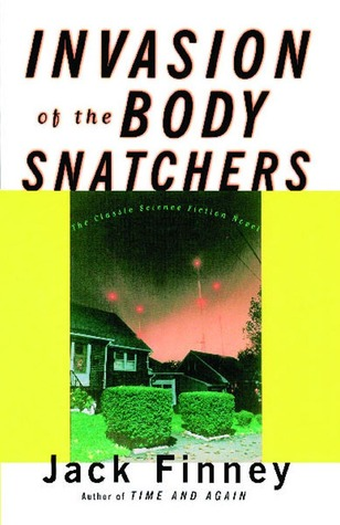 Image result for invasion of the body snatchers book