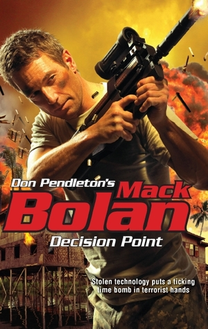 Decision Point (Super Bolan, #148)
