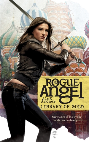 Library of Gold (Rogue Angel, #37)