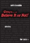 Ripley's Believe ...