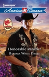 Honorable Rancher by Barbara White Daille