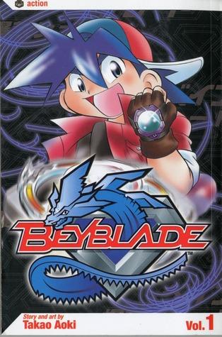 Beyblade, Vol. 1