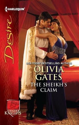 The Sheikh's Claim (Desert Nights #2)