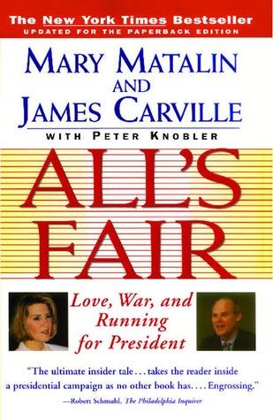 All's Fair by Mary Matalin