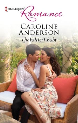 The Valtieri Baby by Caroline Anderson