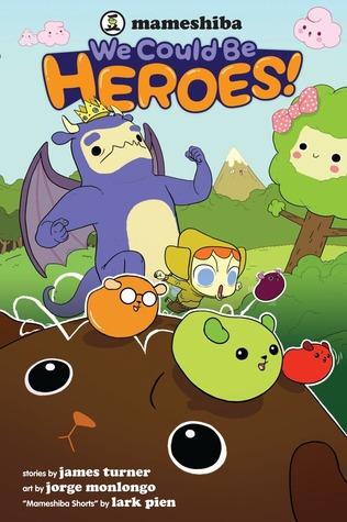 Mameshiba: We Could Be Heroes