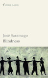 Blindness by José Saramago cover image