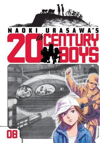 Naoki Urasawa's 20th Century Boys, Volume 8 by Naoki Urasawa