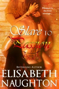 Slave to Passion by Elisabeth Naughton