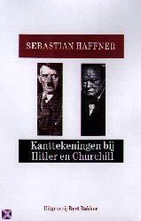 Kanttekeningen bij Hitler en Churchill
