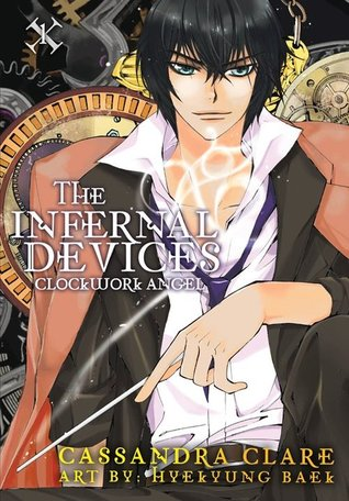 Clockwork Angel manga's