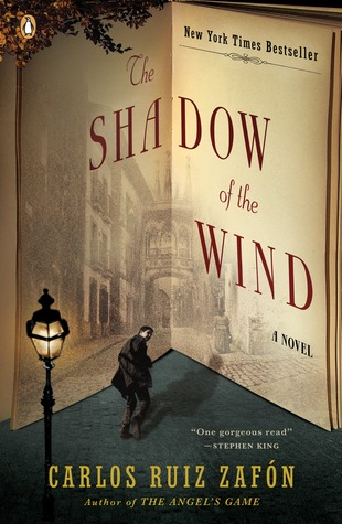 The Shadow of the Wind (El cementerio de los libros olvidados #1)