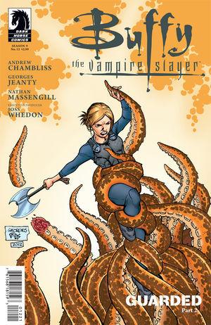 Buffy the Vampire Slayer: Guarded, Part 2 (Season 9, #12)
