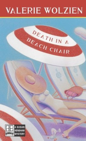 Death in a Beach Chair by Valerie Wolzien
