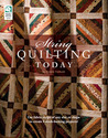 String Quilting Today by Connie Ewbank