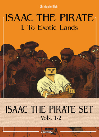 Isaac the Pirate Set Vols.1 & 2