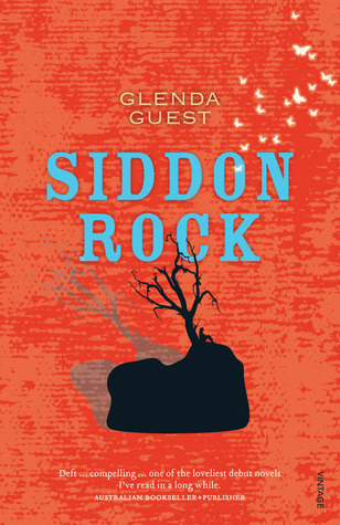 Siddon Rock by Glenda Guest