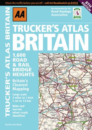 Trucker's Atlas Britain