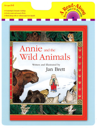 Annie and the Wild Animals book and CD (Read-Along Book and CD Favorite)