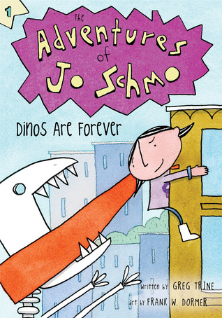 Dinos Are Forever by Greg Trine