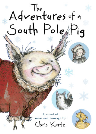 Image result for adventures of a south pole pig