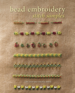 Bead Embroidery Stitch Samples