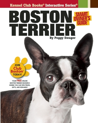 Boston Terrier by Peggy O. Swager
