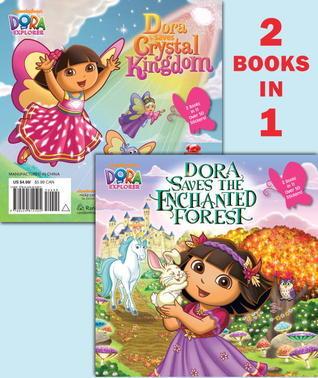 Dora Saves the Enchanted Forest/Dora Saves Crystal Kingdom