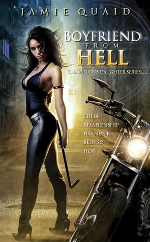 Boyfriend from Hell (Saturn's Daughter #1)