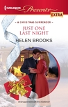 Just One Last Night by Helen Brooks