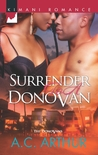 Surrender to a Donovan (The Donovans #8)