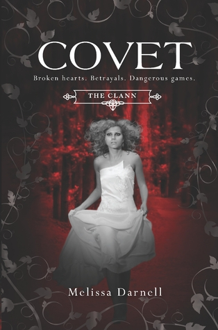 Covet by Melissa Darnell