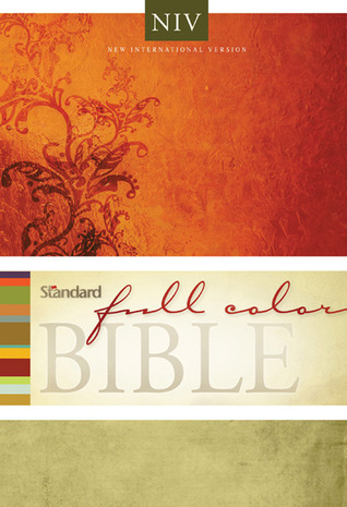 Holy Bible: Standard Full Color Bible: New International Version