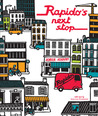 Rapido's Next Stop by Jean-Luc Fromental