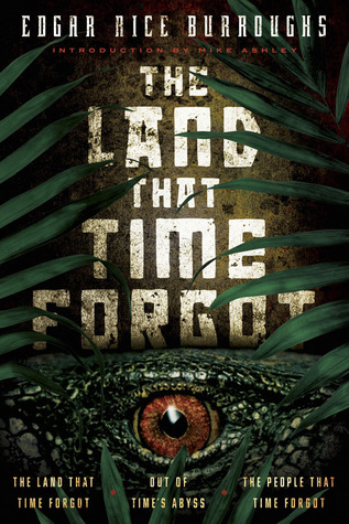 Image result for the land that time forgot cover