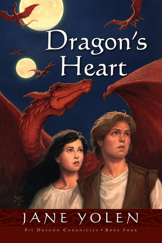 Dragon's Heart (Pit Dragon Chronicles, #4)