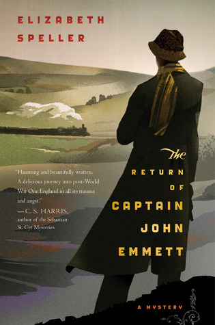 The Return Of Captain John Emmett By Elizabeth Speller