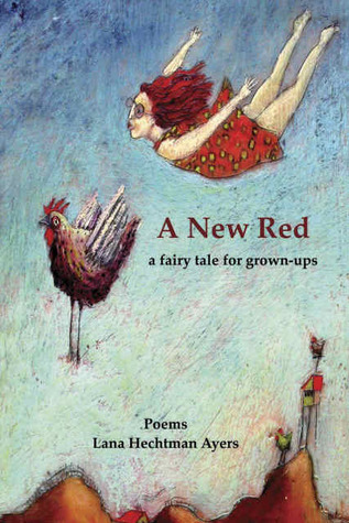 A New Red by Lana Ayers