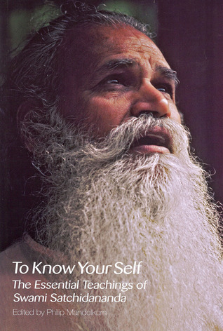 To Know Your Self by Swami Satchidananda