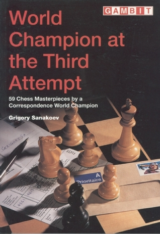 World Champion at the Third Attempt